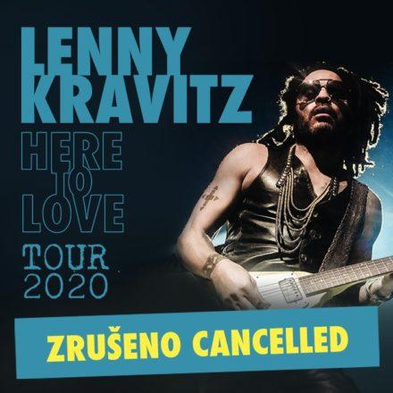 Lenny Kravitz nakonec nevystoupí