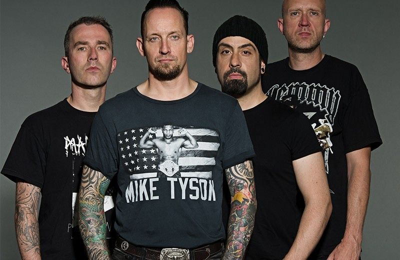 Volbeat vystoupí na RFP!