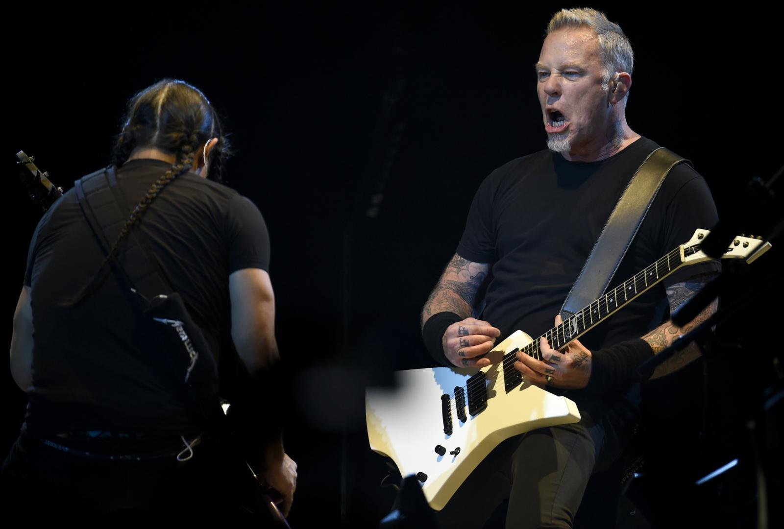 RECENZE: Metallica se po 4 letech vrátila do Prahy
