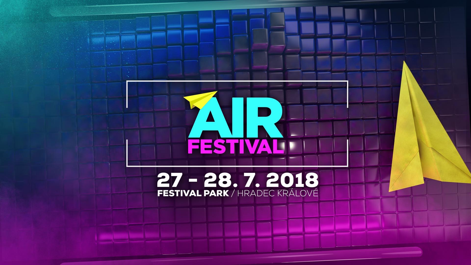 AIRFESTIVAL 2018: KREWELLA, CARNAGE, PEGBOARD NERDS, hvězdy Beatportu BROHUG a mnoho dalších