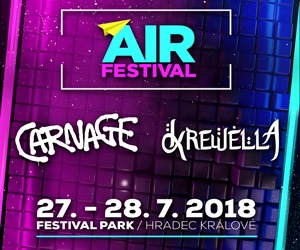 AIR Festival posiluje line-up fantastickým Chrisem Schweizerem!