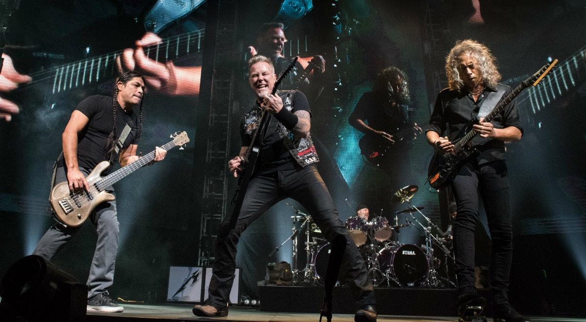 Metallica se vrátí do Prahy!