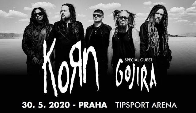 Korn přijede s novým albem The Nothing do Prahy!