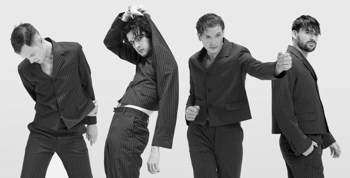 Skupina The 1975 se vrací na Rock For People 2020