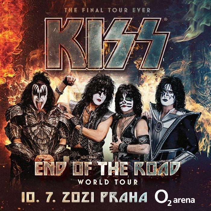 Koncert skupiny KISS zná svůj nový termín