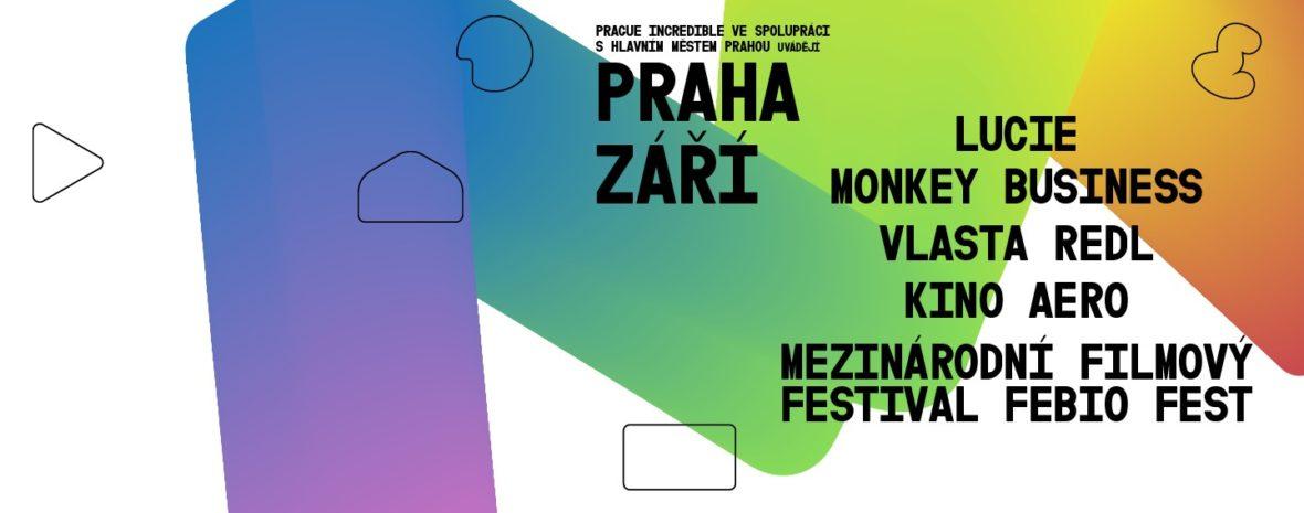 Festival Praha září je u konce, zakončila jej skupina Lucie